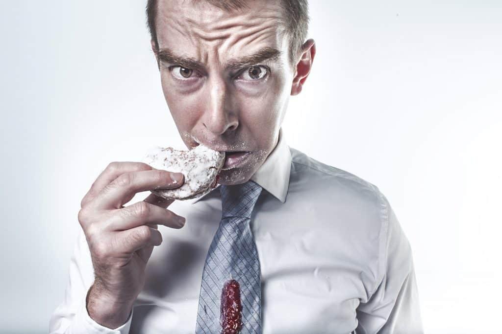 stop junk food