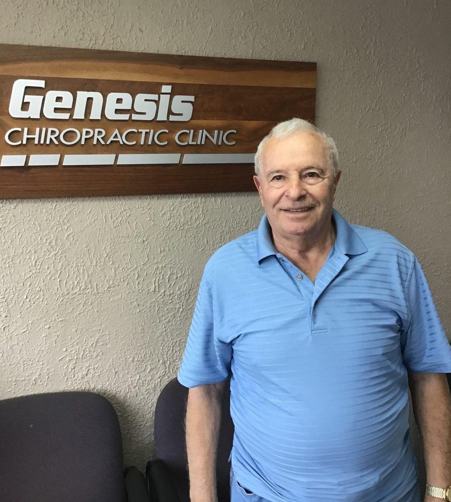 Genesis Patient - Guy