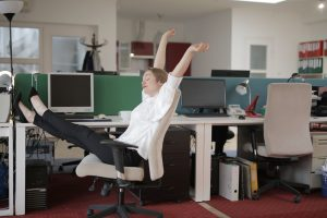 Hamstring Stretch for Back Pain Relief