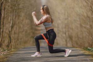 Using Resistance Bands for Upper Back & Shoulder Mobility