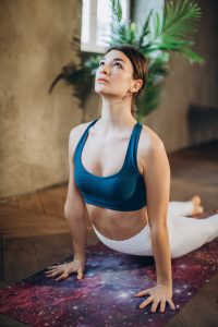 Yoga Poses for Back Pain - Upward Facing Dog