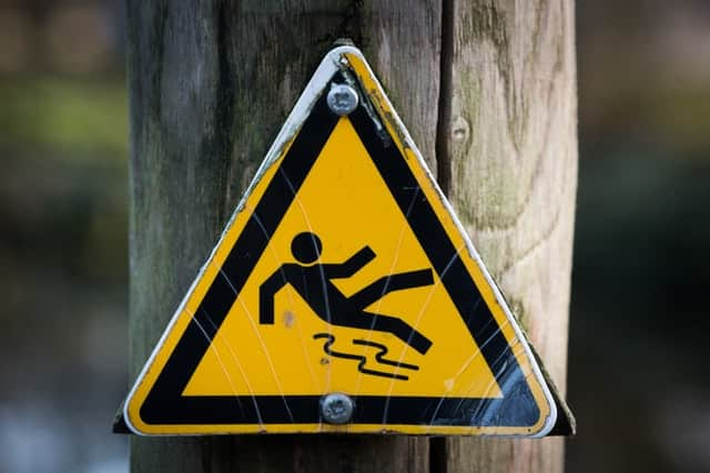 slip and fall injuries genesis chiropractic horsham