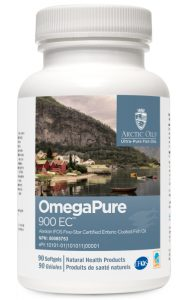 Xymogen OmegaPure 900 EC Fish Oil